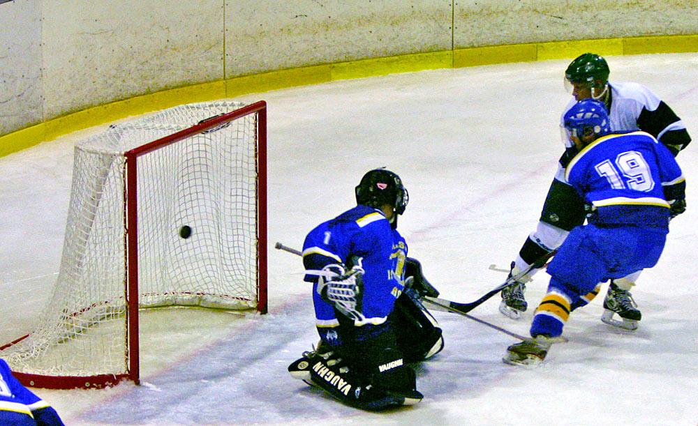 Ett tag var hockey inte nr 1